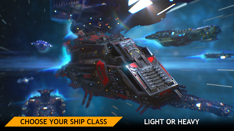 Space Armada: Star Battles! Screenshot 4