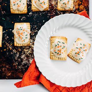 Mini Pumpkin Pie Pop Tarts