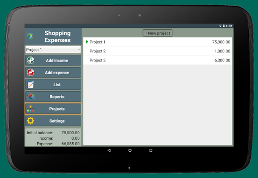 Shopping Expenses screenshot 12
