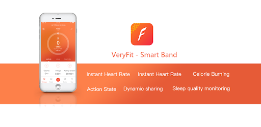 VeryFitPro app (apk) free download for Android/PC/Windows screenshot