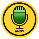 ANDY Voice Assistant (PRO) icon