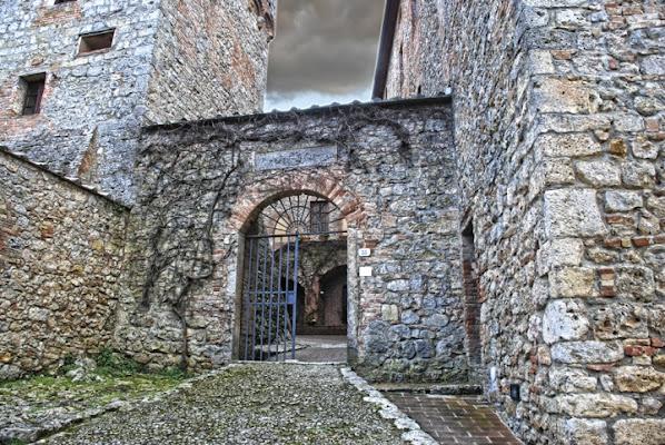 Castel Pietraio SI di Serfano