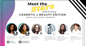 Meet the Stars of 3D Printing: Cosmetic & Beauty Edition