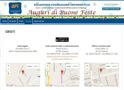Accademia Formazione Inform 1.0 screenshots 4