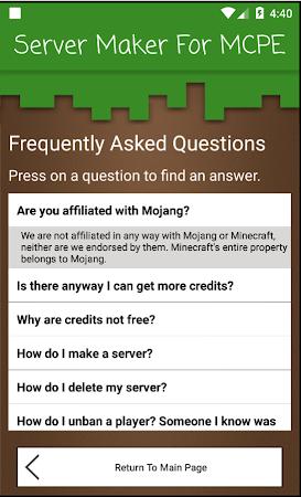 Server maker mcpe How to