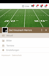 Warriors Bad Kreuznach - náhled