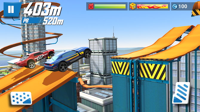 Hot Wheels: Race Off Android 8