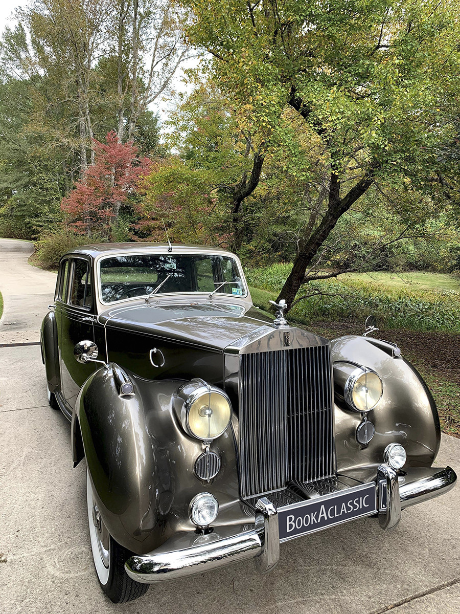 Rolls-royce Silver Dawn Hire Dripping Springs