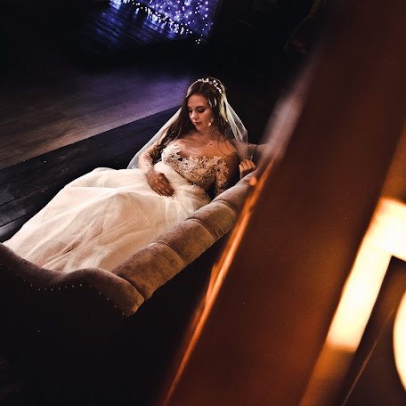 Wedding photographer Irina Yudova (irinaaa). Photo of 28.12.2017