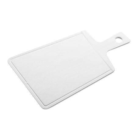 SNAP 2.0, Skärbräda Plast, Vikbar, Vit 2-pack