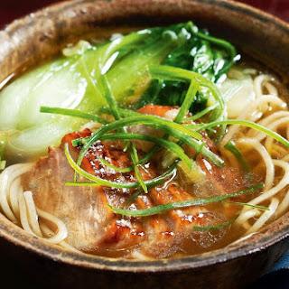Char Siu Pork Ramen.