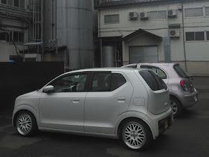 アルト HA36S X  2WD CVTのカスタム事例画像 ジェロニモさんの2019年10月28日00:45の投稿