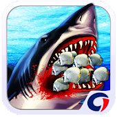Hungry Shark Attack Simulator