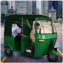 Rickshaw Run: Tuk Tuk Rush icon