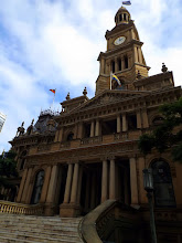 Photo: Stadtbesichtigung Sydney - Town Hall