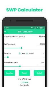SIP Planner, Loan , EMI Prime Apk Dwnload 1