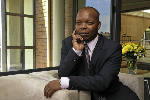Deloitte Africa CEO Lwazi Bam. Picture: SUPPLIED