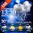 Pro Hourly weather forecast ⛅ Icône