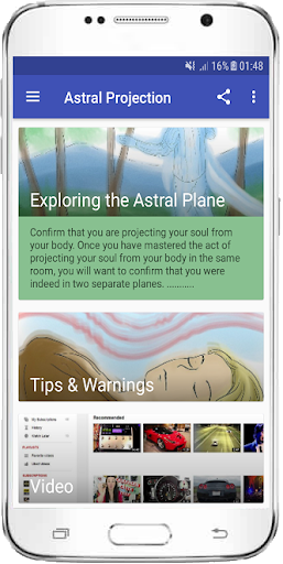 Astral Projection 1.0 screenshots 3