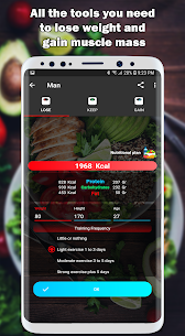 Nutrition and Fitness Coach Diets and Recipes Pro 1.0.3 4