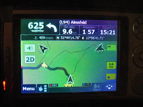 Photo: GPS był nieomylny.