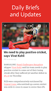 News by The Times of India Screenshot