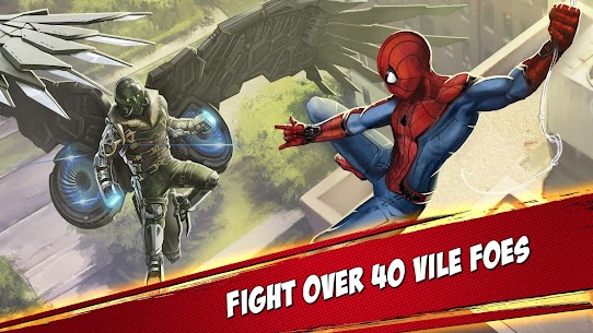 MARVEL Spider-Man Unlimited 3.5.1a MOD (Unlimited Golds/Crystals) Apk 10