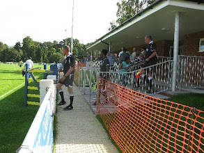 Photo: 30/08/10 v Reading Town (Hellenic League Premier Div) 4-1 - contributed by Leon Gladwell