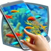 Fish Live Wallpaper Free