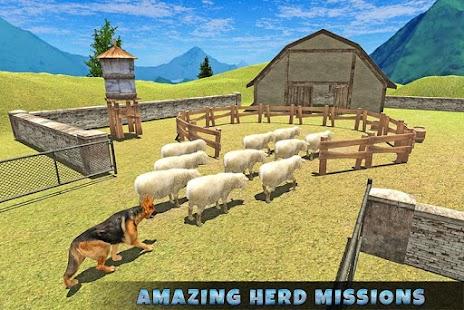 Real Shepherd Dog Simulator screenshot