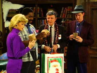 The Night Court Before Christmas