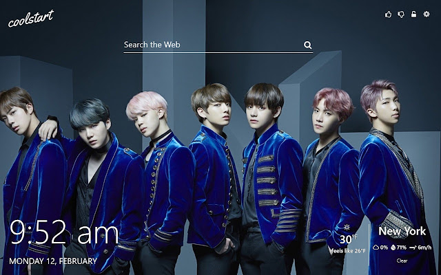9000 Wallpaper Bts New HD Terbaru