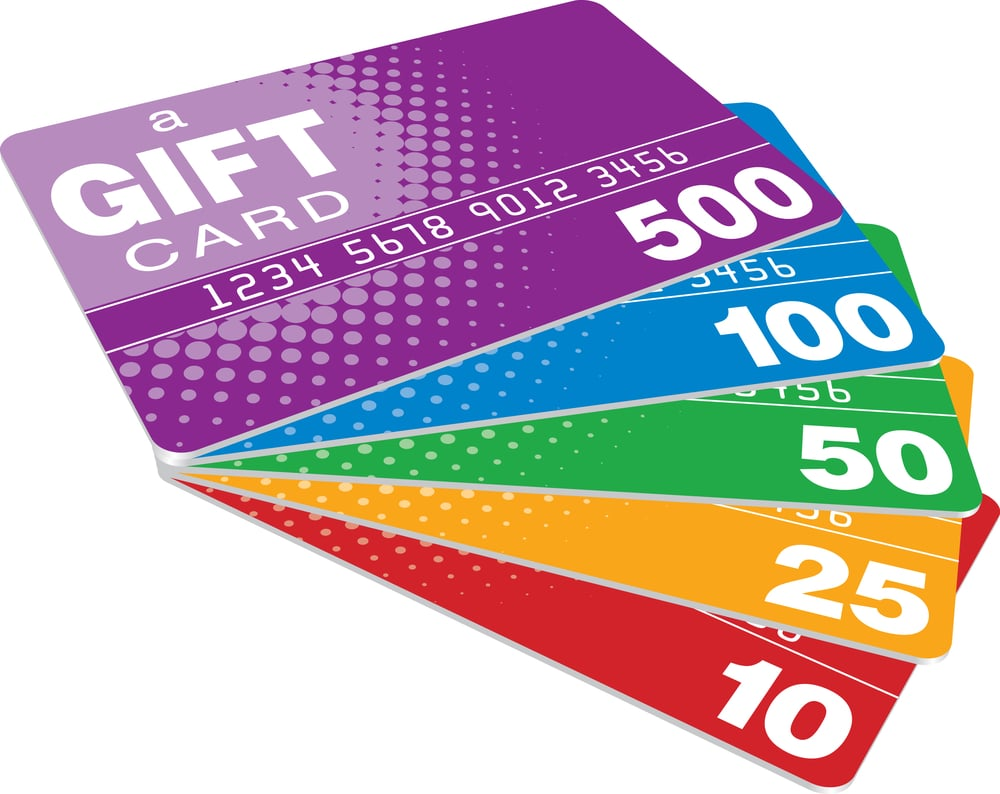 Purchase Discounted Gift Cards