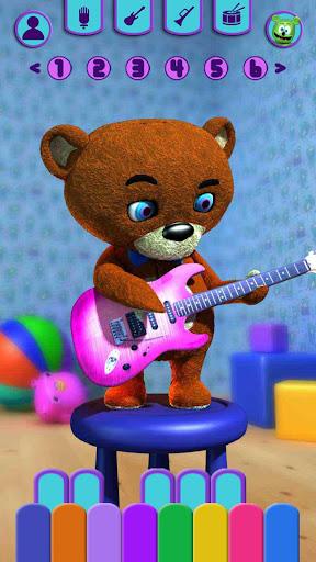 Talking Teddy Bear - Talking Games Teddy  screenshots 3