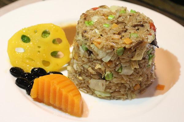寬心園精緻蔬食料理-蔬食界的西堤套餐