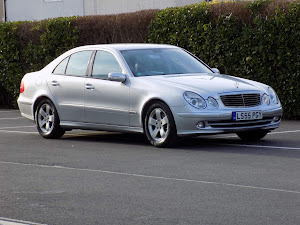 2005 MERCEDES E220 CDI AVANTGARDE AUTO
