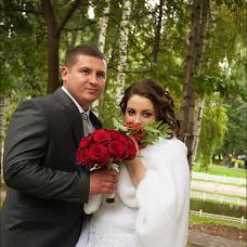 Wedding photographer Aleksandra Klincova (Klinsova). Photo of 20.09.2013