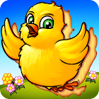 Animal Babies - The best animals puzzle for kids icon