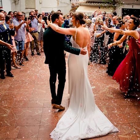 Wedding photographer Olmo Del valle (olmodelvalle). Photo of 15.02.2018