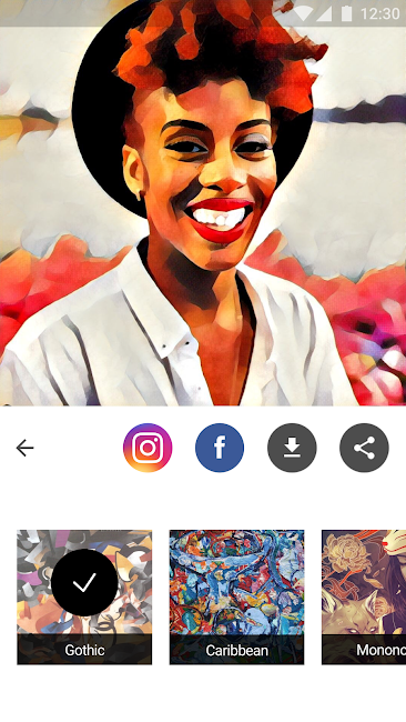 #6. Prisma (Android)