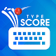 Download TypeScore- Live cricket score on keyboard For PC Windows and Mac