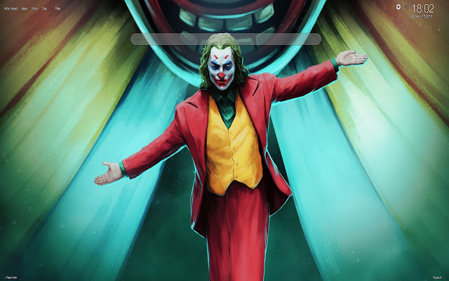Joker Movie 2019 Wallpapers New Tab