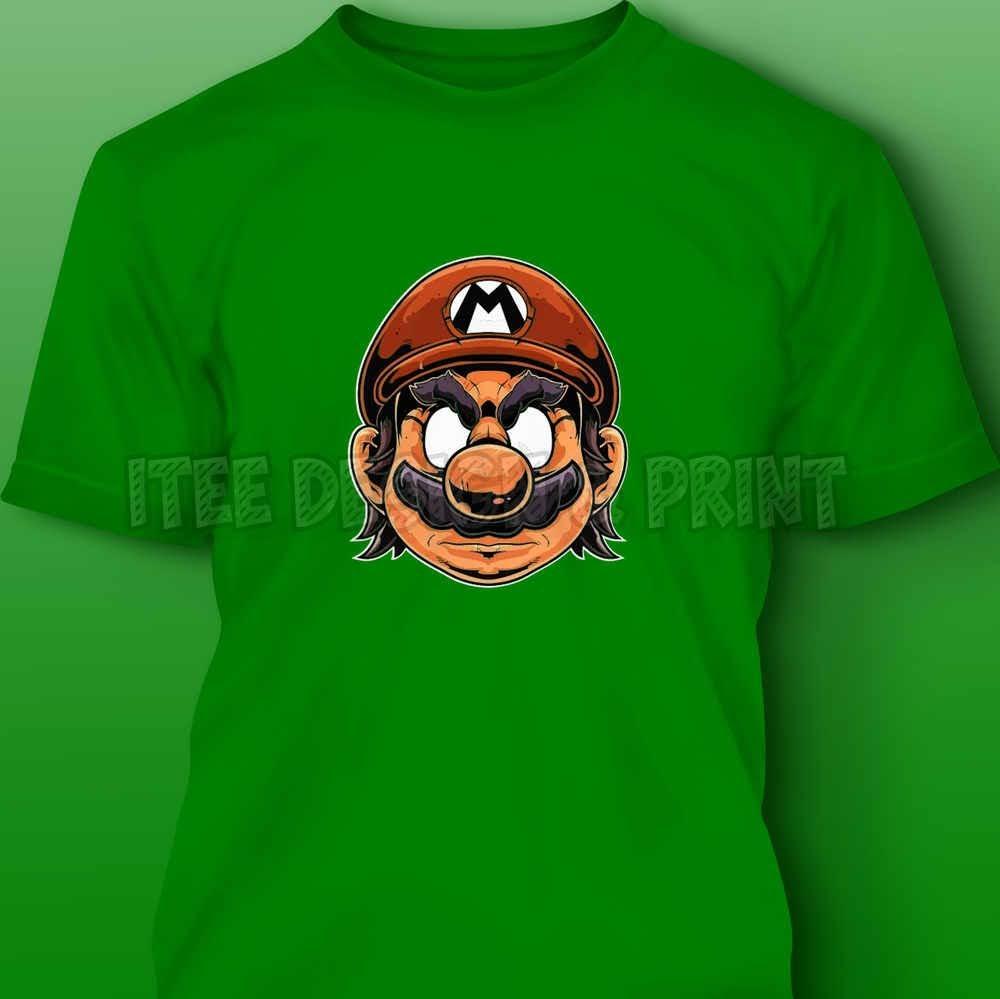 Angry Super Mario 8