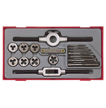Gängsats Teng Tools TTTD17