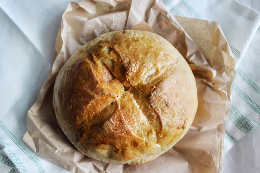 10 Best Homemade Bread without Yeast Recipes