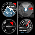 Simple GPS Tools icon