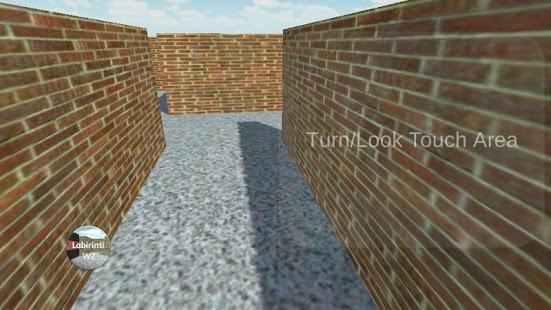 Labirinti Wz - náhled