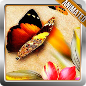Butterfly Animated Wallpaper