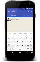 Screenshot of Famous poetry and poets (free)