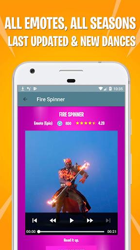 Battle Royale Skins, Emotes & Daily Shop - FBRCat screenshot 4